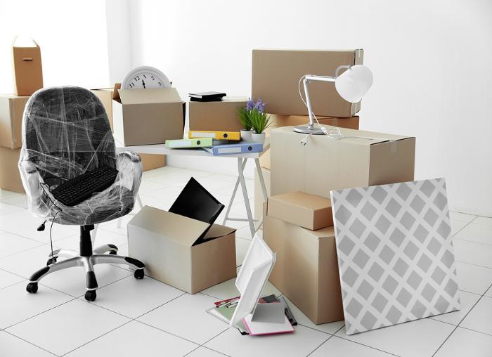 Перевоз офиса: правила подготовки и организации
